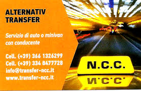 NCC TAXI TRANSFER SERVICE VENEDIG HOTEL ABANO TERME